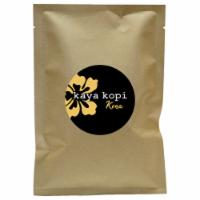 Premium Kaya Kopi Kona From Kona Leste Islands Hybrid Robusta Arabica Coffee (10 Grams) - 1 Count