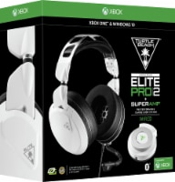 Turtle Beach® Elite Pro 2 + Superamp Pro White Wired Gaming Audio System for Xbox - 1 ct