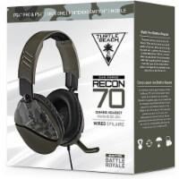 Turtle Beach® Recon 70 Green Camo Multiplatform Gaming Headset - 1 ct