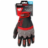 Big Time Products 241953 Mens Master Mechanic Hybrid High Performance Work Glove, Extra Large - 1