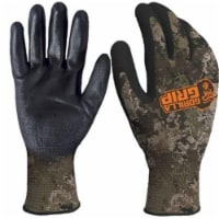 Big Time Products 255991 Gorilla Grip Wildland Pattern Glove for Mens, Extra Large - 1