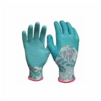 Big Time Products 242593 Womens Digz Medium Polyurethane Coated Garden Gloves Pack of 6 - 1