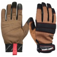 Big Time Products 256283 Hidexterity Duck Canvas Work Glove for Mens, Medium - 1