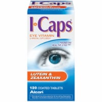 Alcon I-Caps Lutein & Zeaxanthin Supplements