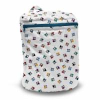 Kanga Care 3D Dimensional Seam Sealed Wet Bag - I Love RAR - One Size