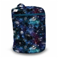 Kanga Care 3D Dimensional Seam Sealed Wet Bag - Space Doodle - One Size