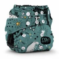 Kanga Care Rumparooz OBV One Size Pocket Cloth Diaper | Roam Free (6-40lbs)