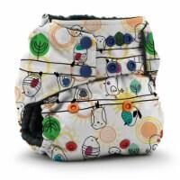 Kanga Care Rumparooz OBV One Size Pocket Cloth Diaper | Tweet (6-40lbs)