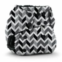 Kanga Care Rumparooz OBV One Size Pocket Cloth Diaper | Zev (6-40lbs) - One Size