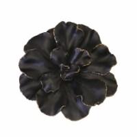 Black\Gold Wall Flower, 10 - 1