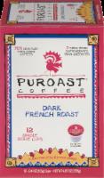 Puroast Dark French Roast coffee Pods