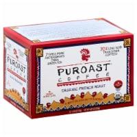 Puroast Organic French Roast Single-Serve Cups