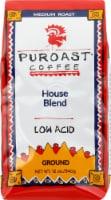 Puroast Low-Acid House Blend Ground Coffee
