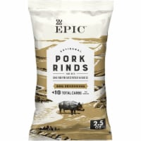 EPIC Artisinal BBQ Seasoning Pork Rinds