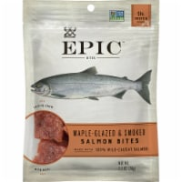EPIC Maple Glazed & Smoked Salmon Bites