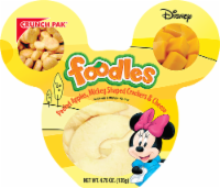 Crunch Pak Foodles Apple, Cheese and Crackers - 4.75 oz