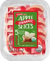 Crunch Pak Organic Apple Slices 5 Count