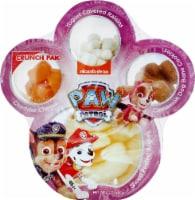 Paw Patrol Apples Yogurt Raisin Cookie Cheese Snack Tray - 4.2 oz