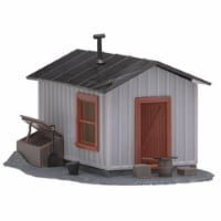 ATM702 HO Scale Trackside Shanty Kit