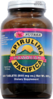 Nutrex Hawaiian Spirulina Vitamin Tablets 500mg - 400 ct