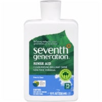 Seventh Generation Free & Clear Rinse Aid
