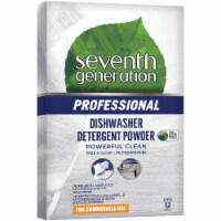Seventh Generation Detergent,Dish,Pro,75oz 44736EA - 1