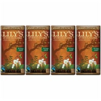 Caramelized & Salted Milk Chocolate (Pack of 4) by Lily's Sweets | Stevia Sweetened
