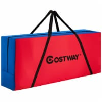 Costway Giant 4 in A Row Connect Game Carry & Storage Bag for Life Size Jumbo 4 to Score