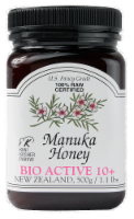 New Zealand Manuka Honey - 17.6 oz