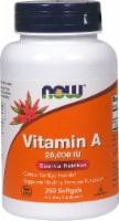 NOW Vitamin A 25000 IU Softgels