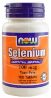 NOW Foods  Selenium - 100 mcg - 100 Tablets