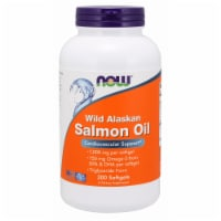 Now Foods Wild Alaskan Salmon Oil Soft Gels