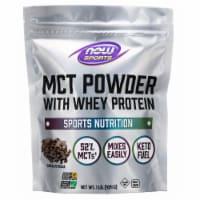NOW Foods Chocolate Mocha Whey Protein Powder