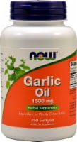 NOW Foods Garlic Oil Softgels 1500mg - 250 ct