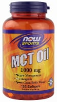 NOW   Sports MCT Oil - 1000 mg - 150 Softgels