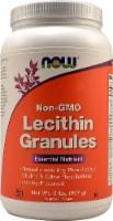 NOW Foods Non-GMO Lecithin Granules - 2 lb