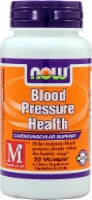NOW Foods Blood Pressure Health Vcaps