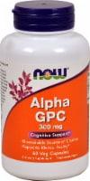 NOW Foods  Alpha GPC - 300 mg - 60 VegCaps