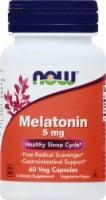 NOW Foods Melatonin 5mg Capsules