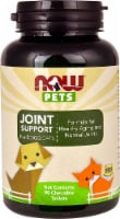 NOW Foods  Pets Joint Support For Dogs-Cats