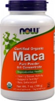 NOW   Certified Organic Maca
