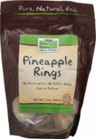 NOW   Real Food Pineapple Rings