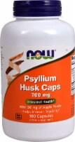 NOW   Psyllium Husk Caps - 700 mg - 180 Capsules