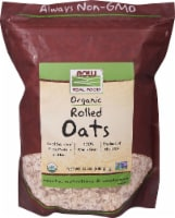 NOW   Real Food™ Certified Organic Rolled Oats