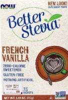 NOW Foods  BetterStevia®   French Vanilla