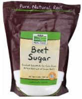 NOW Foods Real Food Beet Sugar - 3 lb