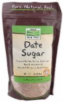 NOW Foods Real Food Date Sugar