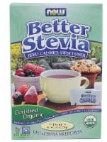 NOW  BetterStevia™ Organic Zero Calorie Sweetener