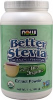 NOW  BetterStevia™ Organic Extract Powder