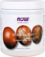 NOW Foods  Solutions Shea Butter - 16 oz
